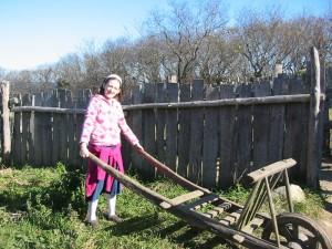 Audrey Plymoth Plantation