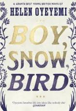 Boy,Snow,Bird