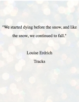 Louise Erdirich Tracks