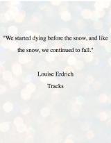 Louise Erdirich Tracks