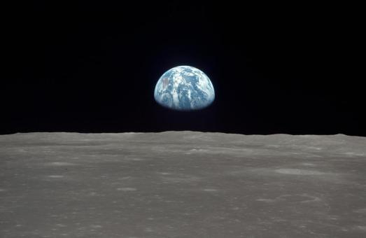 Earth_Rising_Moon_View