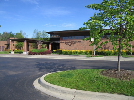 West_Bloomfield_Library_Front